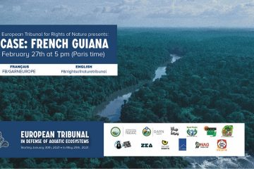 french guiana illegal gold mining rights of nature